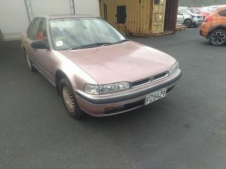 1991 Honda Accord 4DR Ex Auto Sedan Photo