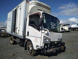 2011 Isuzu ELF Truck *** Auckland *** Athy Place *** Selling De-registered *** GVM 6,695kg Photo