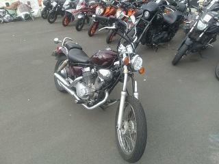 2011 Yamaha XV250Y Motorcycle Photo