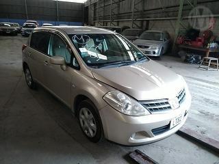 2008 Nissan Tiida Hatch Photo