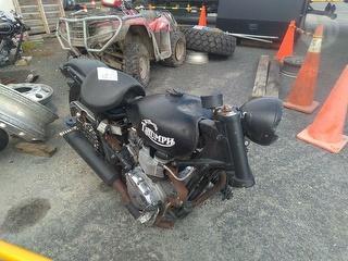 2002 Triumph Bonneville Motorcycle Photo