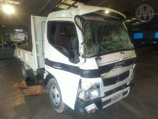 2020 Fuso Canter 616 Citty Tipper Tipper *** Palmerston North *** Photo