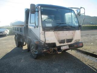 2001 Nissan Condor Truck *** Greymouth *** to be sold de-registered *** Photo