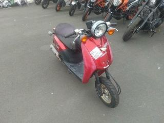 2010 Honda Today M Scooter Photo