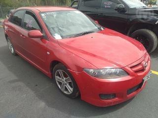 2006 Mazda Atenza Sedan Photo