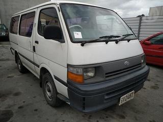1993 Toyota 2.8 Diesel VAN Van Photo