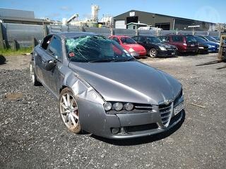 2011 Alfa Romeo 159 3.2 4D Auto 4WD TI Sedan Photo