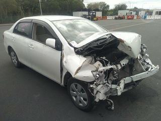 2008 Toyota Axio Corolla Sedan Photo