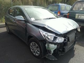 2018 Hyundai Accent 1.4P/CVT Hatch Photo