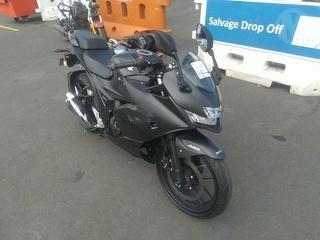 2020 Suzuki GSX250FRLL9 Motorcycle Photo
