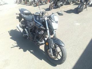 2018 Yamaha MT-03 LAJ Motorcycle Photo