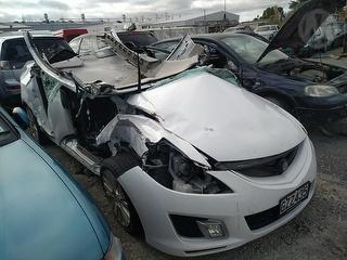 2008 Mazda Atenza Station Wagon Photo