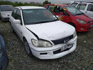 2001 Mitsubishi Lancer Sedan Photo