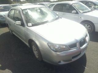 2006 Subaru Impreza Sedan Photo