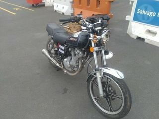 2019 Suzuki GN125H Motorcycle Photo