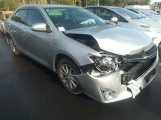 2013 Toyota Camry Hybrid Hatch Photo