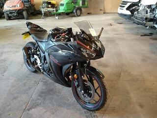 2019 Yamaha YZF R3 AJ2 Photo