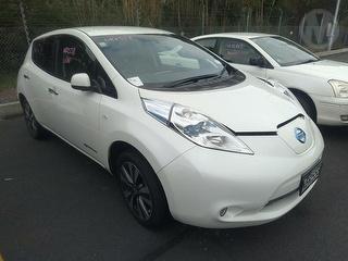 2014 Nissan Leaf Hatch Photo