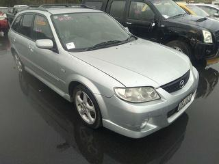 2002 Mazda Familia Sport 20 Station Wagon Photo