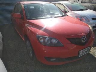 2007 Mazda Axela Hatch Photo