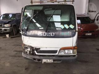 1997 Isuzu ELF Tipper WAITING ON HUBO AND ODO *** Levin *** Structural Damage *** to be sold de-regi Photo