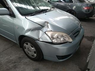 2005 Toyota Corolla Runx Hatch Photo