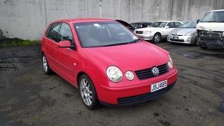 2003 Volkswagen Polo Hatch Photo