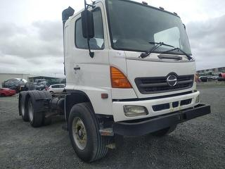 2004 Hino FM 1jlp-ugu Cab Chassis Truck *** Athy Auckland *** Selling de-Registered *** Stolen & Rec Photo