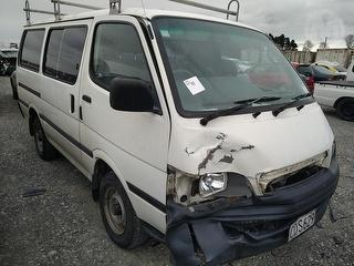 2004 Toyota Hiace 2.4P ZR VAN Van Photo