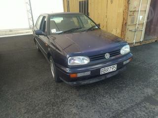 1997 Volkswagen Golf GLI Hatch Photo