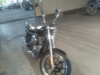 2015 Harley Davidson Sportster 15 Superlow Motorcycle Photo