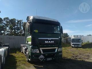 2015 MAN TGX 26.540 Tractor Unit *** Hamilton *** GVM 26,000kg Photo